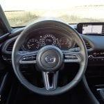 Prueba Mazda3 puesto conducción