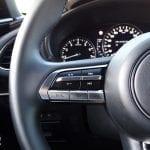 Mazda3 detalle volante