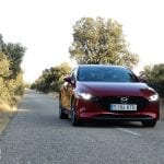Prueba Mazda3 delantera