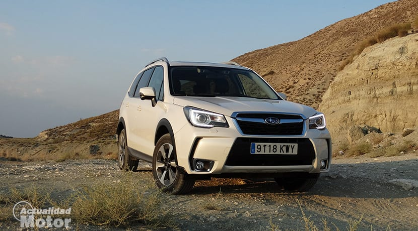 Subaru Forester GLP review en español