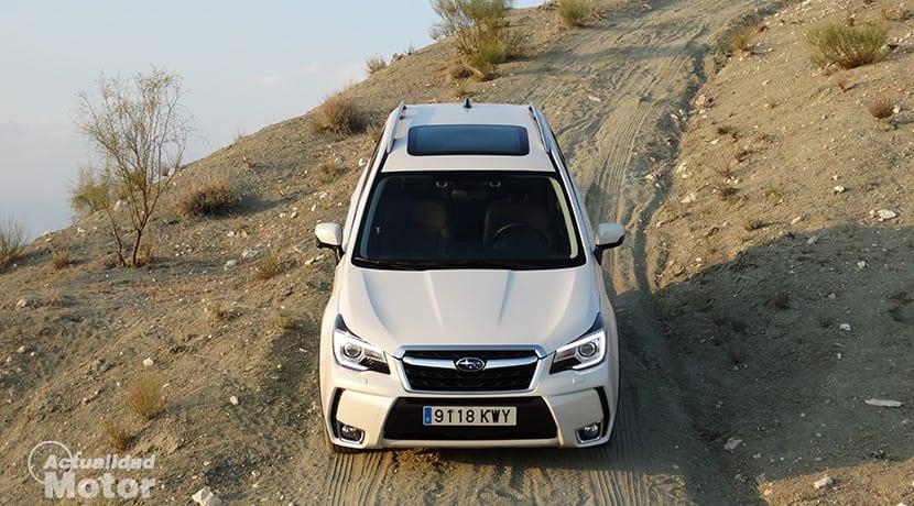 Subaru Forester campo