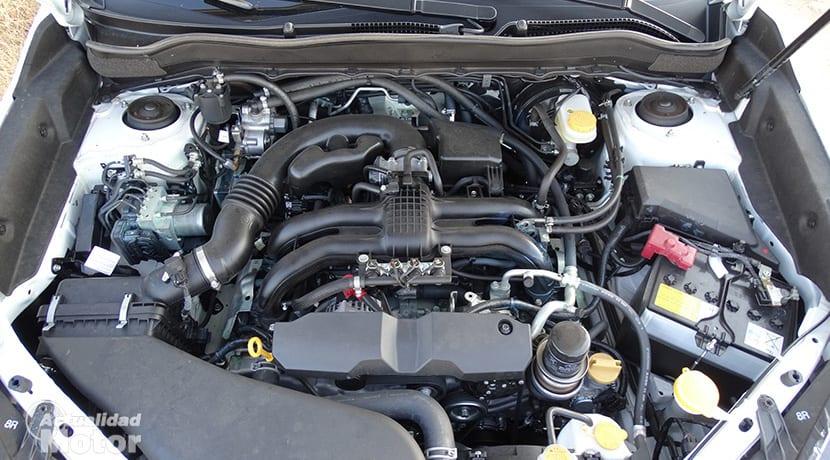 Motor bóxer Subaru Forester 2.0i