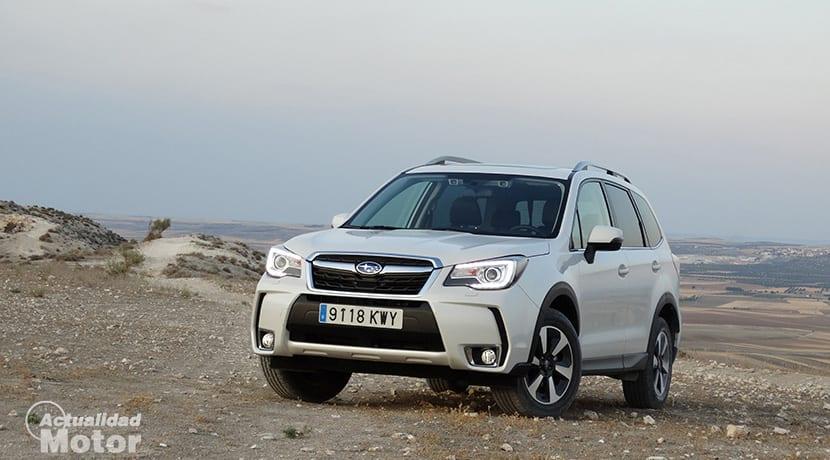Prueba Subaru Forester 2.0i 150 CV GLP