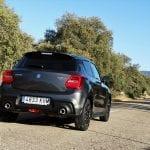 Prueba Suzuki Swift Sport 1.4 Turbo 140 CV perfil trasero