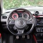 Prueba Suzuki Swift Sport volante