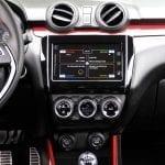 Suzuki Swift Sport pantalla