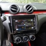 Consola central Swift Sport