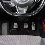 Pedales aluminio Suzuki Swift Sport