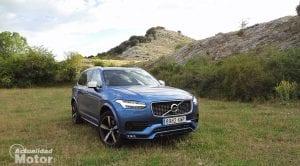 Prueba Volvo XC90 2019 D5 235CV R-Design