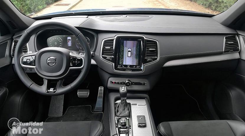 Prueba Volvo XC90