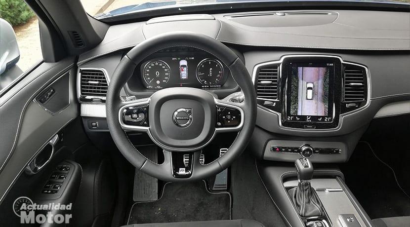 Prueba Volvo XC90 2019