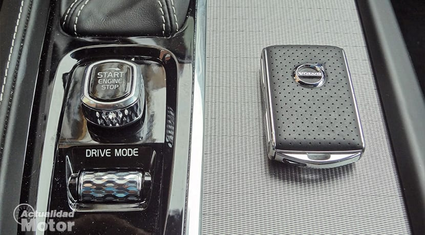 Prueba Volvo XC90 D5 R-Design