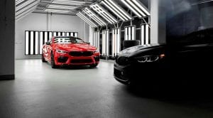 BMW M8 Individual Manufaktur Edition