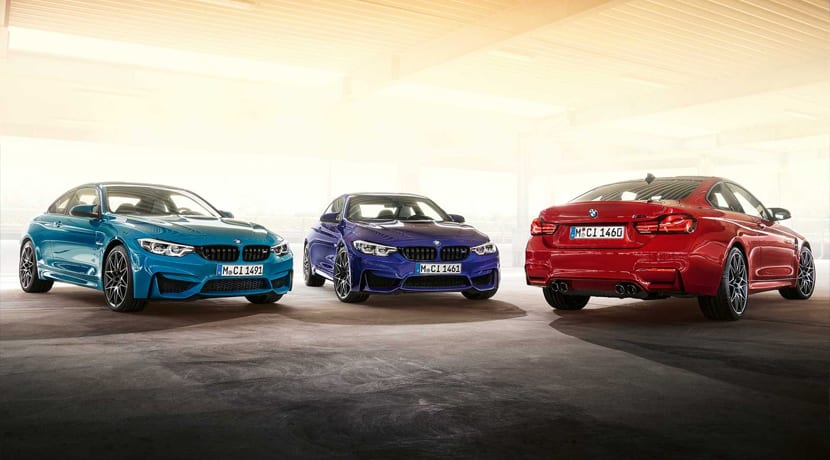 BMW M4 M Heritage