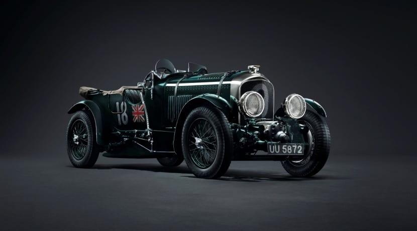 Bentley Blower 1929 - 2019