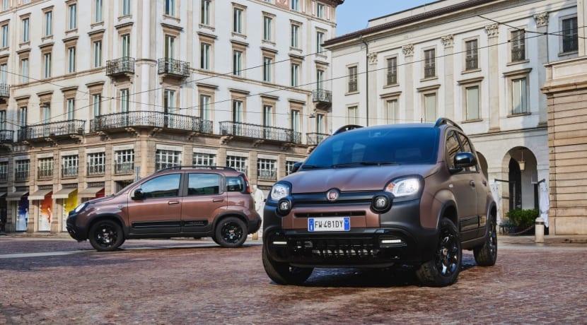 Fiat Panda Trussardi