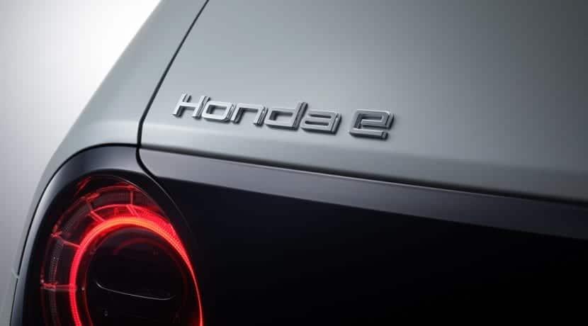 Honda e producción