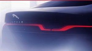Jaguar XJ 2021 teaser
