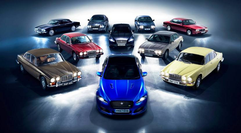 Jaguar XJ heritage