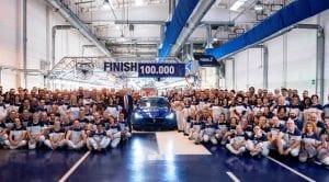 Maserati Ghibli 100 mil uds. Grugliasco