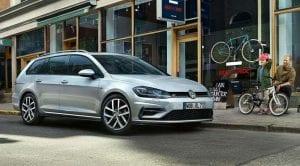 Volkswagen Golf Variant frontal