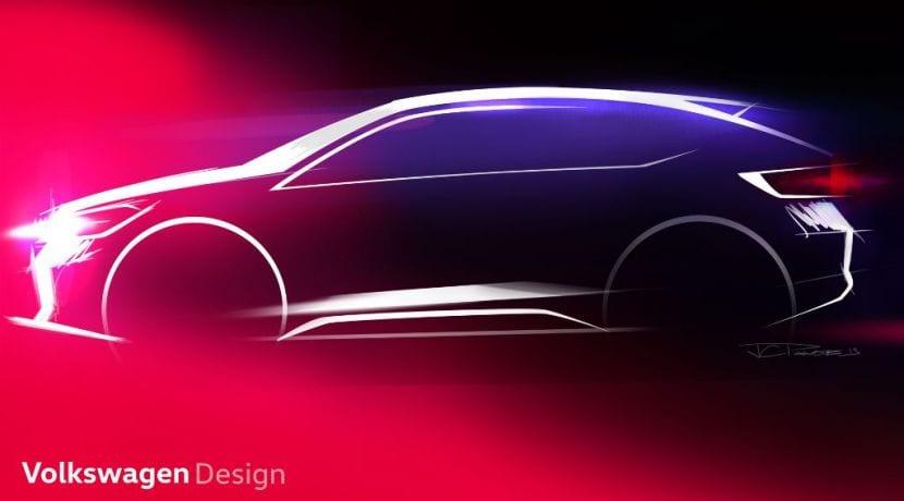 Volkswagen New Urban Coupé teaser