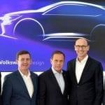Volkswagen New Urban Coupé teaser project