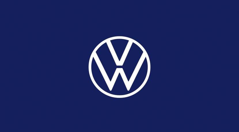 Volkswagen logo 2020