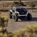 Audi Al:Trail prototipo parte delantera