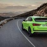 Audi RS Q3 Sportback trasera