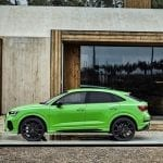 Audi RS Q3 Sportback lateral