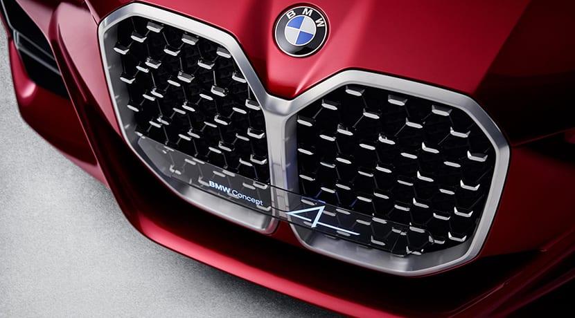 bmw-4-concept-parrilla BMW Group