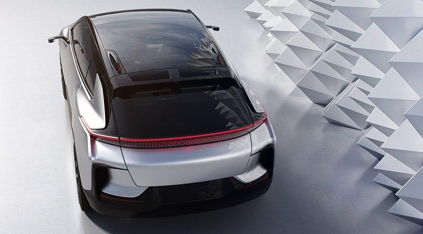 Los problemas de producción del coche eléctrico FF91