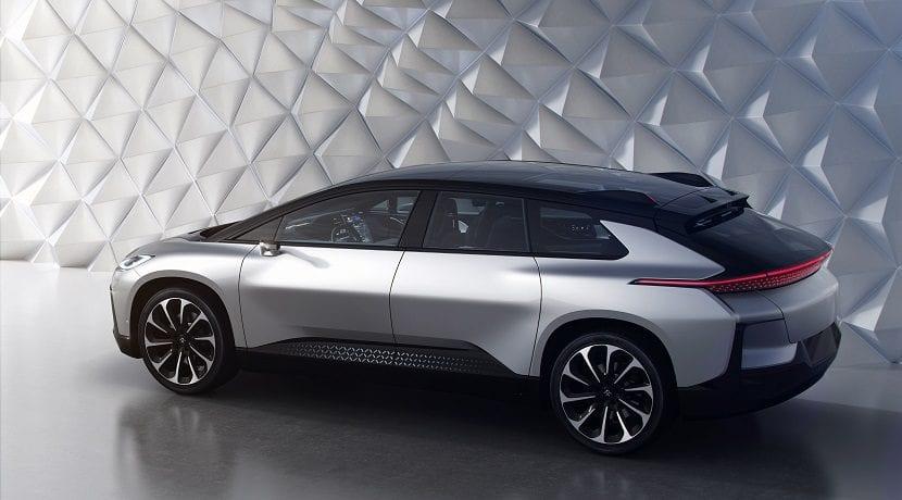 Faraday Future contrata al exjefe de BMW i para conseguir producir el FF91
