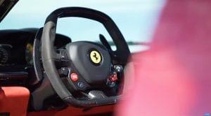 Volante Ferrari
