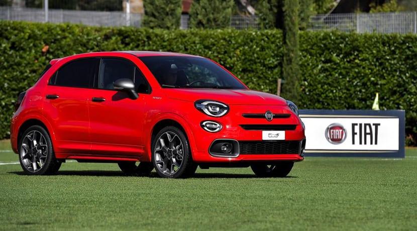 Fiat 500X Sport perfil