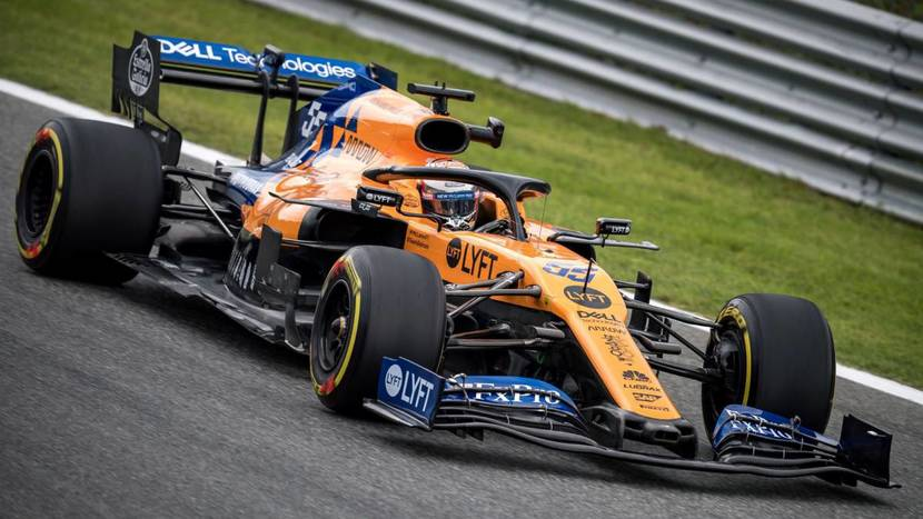 McLaren MCL34 GP de Italia F1 2019