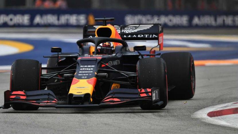 Red Bull GP Singapur 2019