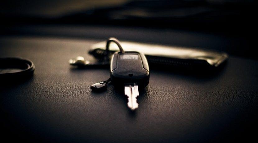 No entra la llave en el contacto del coche