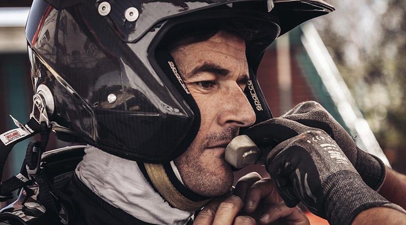 Marc Coma copiloto Alonso