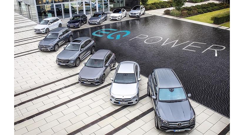 Gama Mercedes EQ Power