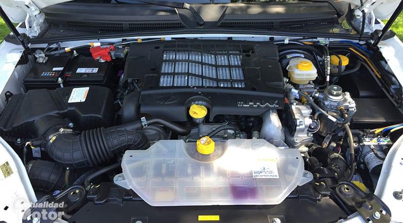 Motor Mahindra 2.2 diésel