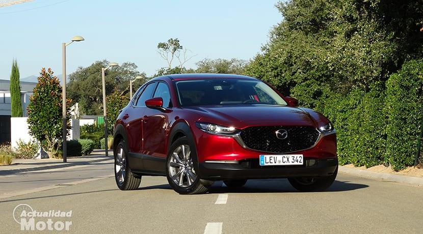 Prueba Mazda CX-30 2.0 Skyactiv-G 122 CV
