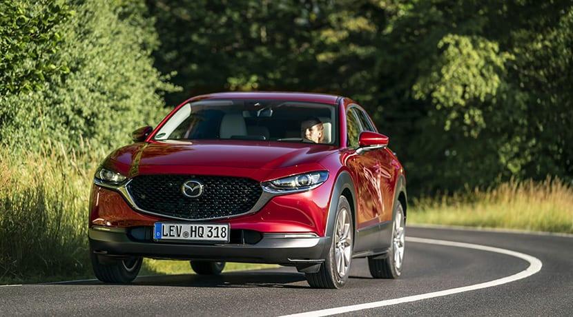 Prueba del Mazda CX-30