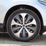Prueba Mercedes-Benz EQC llantas