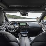Prueba Mercedes-Benz EQC parte interior