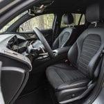 Prueba Mercedes-Benz EQC plazas delanteras