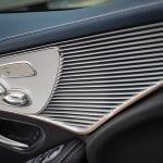 Prueba Mercedes EQC detalle interior