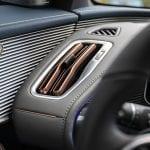 Prueba Mercedes EQC salidas de aire delanteras