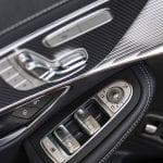 Prueba Mercedes EQC ajuste eléctrico asientos